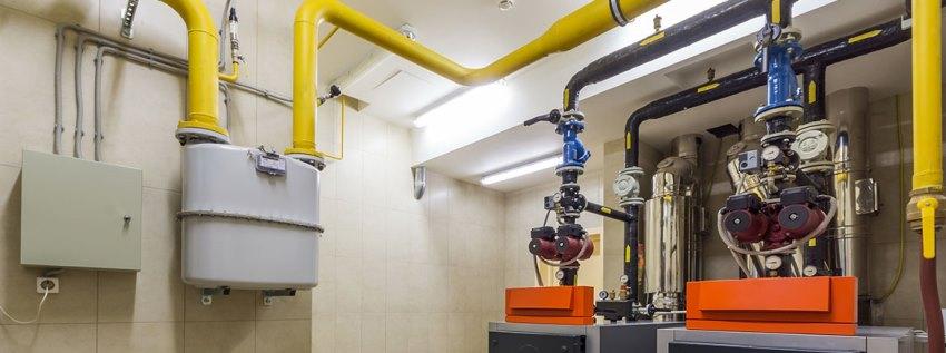 Термины и определения газоснабжения