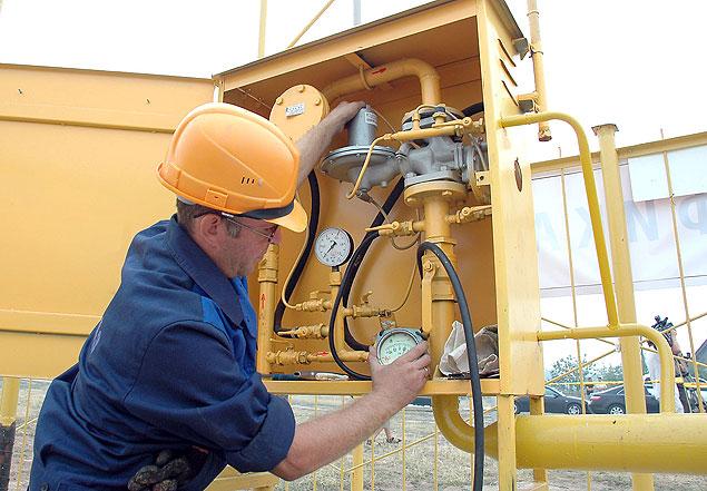 Подключение газа в Одинцово и Одинцовском районе