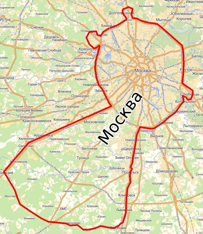 Газификация Новой Москвы