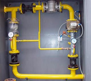 Помощь в подключении газа