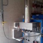 Подключение газового котла к газу