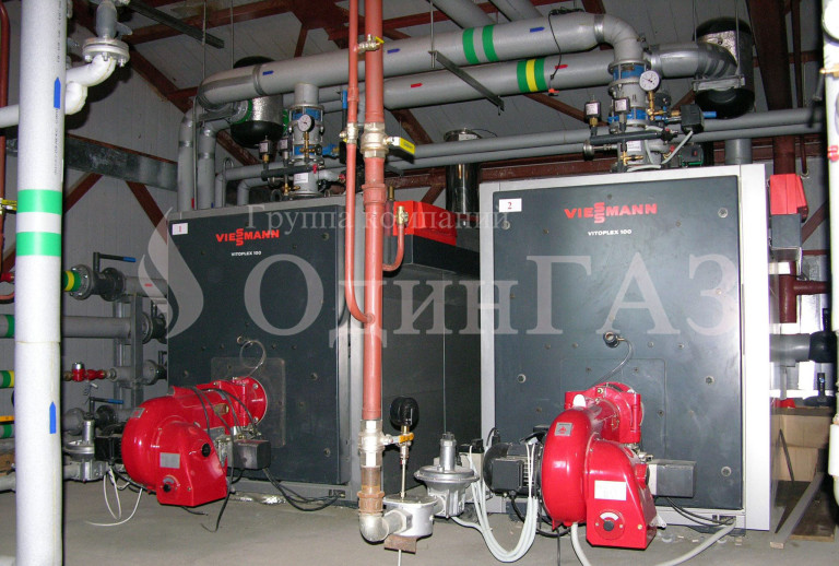 строительство газовых котельных москва