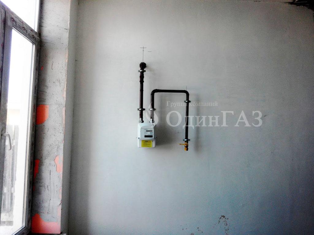 газификация дома