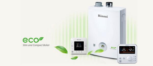 обслуживание газовых котлов Rinnai